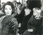 Barbara Shelley  Hand signed autograph (9)